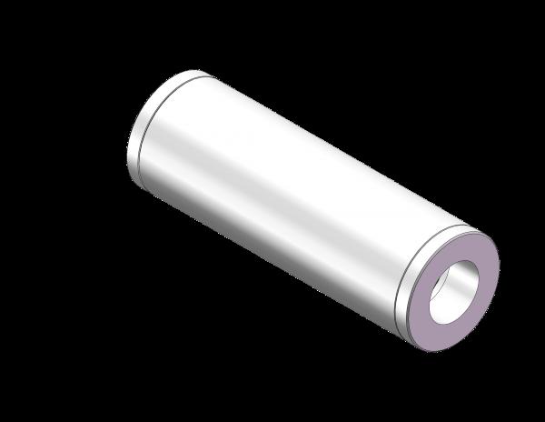 Rolle Ø15 - 46,5mm