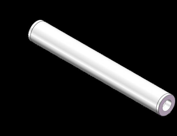 Rolle Ø15 - 119,5mm