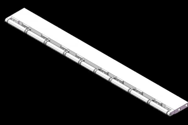 AB500 - Rollenmesserkante Ø11