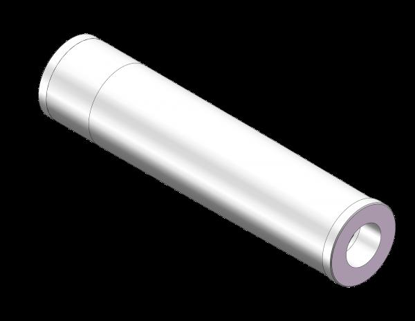 Rolle Ø15 - 69mm einseitig ballig